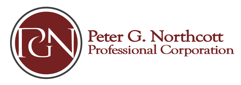 Peter G. Northcott Professional Corporation company